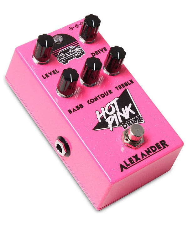 Alexander Hot Pink
