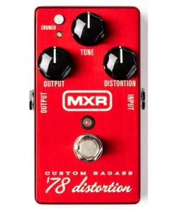 MXR M-78 Custom Badass 78 Distortion