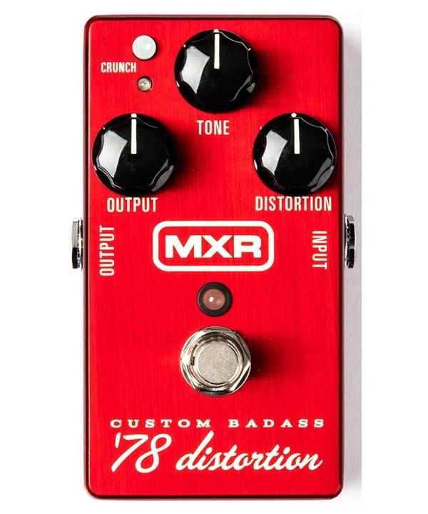 MXR M-78 Custom Badass 78 Distortion