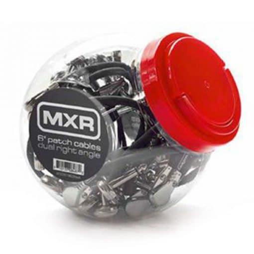 Cables Patch MXR Pack 20 Unidades