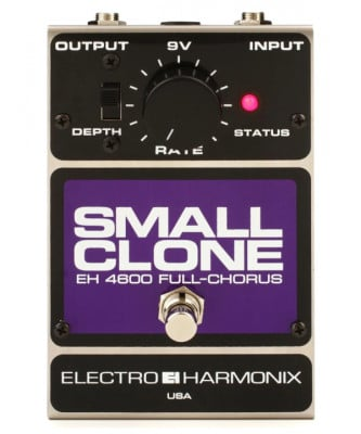 EHX Small Clone Full-Chorus EH 4600