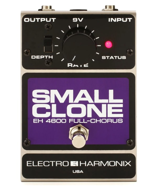 EHX Small Clone Full-Chorus EH 4600